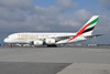 Emirates Airline Airbus A380-861 A6-EDN (msn 056) JFK (Stephen Tornblom). Image: 910141.