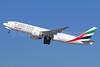 Emirates SkyCargo (Emirates Airline) Boeing 777-F1H A6-EFD (msn 35606) FRA (Bernhard Ross). Image: 902663.