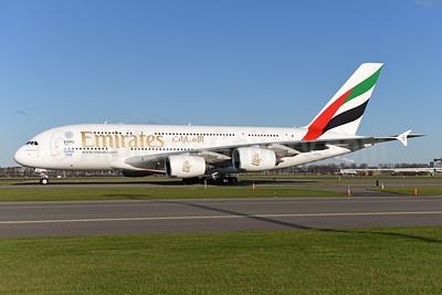 Promoting Expo 2020 in Dubai, UAE