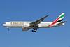 Emirates Airline Boeing 777-21H LR A6-EWA (msn 35572) LAX (Michael B. Ing). Image: 907560.