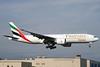 Emirates SkyCargo (Emirates Airline) Boeing 777-F1H N5017V (A6-EFE) (msn 35607) PAE (Nick Dean). Image: 903039.