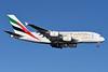 Emirates Airline Airbus A380-861 A6-EEU (msn 147) (Expo 2020 Dubai UAE) JFK (Fred Freketic). Image: 935801.