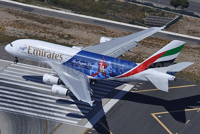 Official Airline of the Los Angeles Dodgers