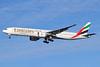 Emirates Airline Boeing 777-31H ER A6-ECE (msn 35575) LHR (Keith Burton). Image: 910692.