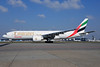 Emirates SkyCargo (Emirates Airline) Boeing 777-F1H A6-EFG (msn 35613) AMS (Ton Jochems). Image: 913417.