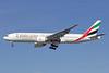 Emirates Airline Boeing 777-21H LR A6-EWF (msn 35586) LAX (Michael B. Ing). Image: 910691.
