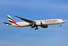 Emirates Airline Boeing 777-31H ER A6-ECU (msn 35593) BKK (Jay Selman). Image: 909924.