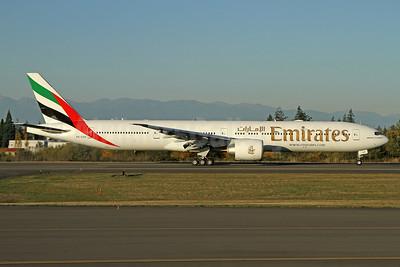 First flight on September 29, 2017