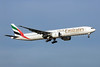 Emirates Airline Boeing 777-31H ER A6-ECH (msn 35581) BKK (Jay Selman). Image: 909922.