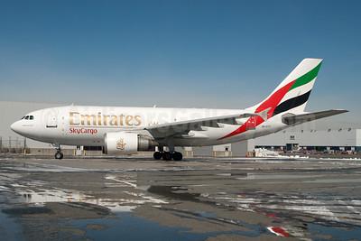 Emirates SkyCargo (Emirates Airline) Airbus A310-304 (F) A6-EFC (msn 622) JFK (Fred Freketic). Image: 950134.