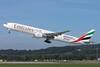 Emirates Airline Boeing 777-31H ER A6-EGO (msn 35598) (1000th 777) ZRH (Andi Hiltl). Image: 922397.