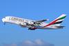 Emirates Airline Airbus A380-861 A6-EOC (msn 165) (Expo 2020 Dubai UAE) LAX (Michael B. Ing). Image: 937010.