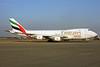 Emirates SkyCargo (Emirates Airline) (TNT Airways) Boeing 747-4HAF OO-THC (msn 35235) LHR. Image: 937014.