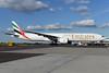 Emirates Airline Boeing 777-36N ER A6-EBC (msn 32790) AMS (Ton Jochems). Image: 929852.