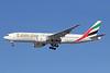 Emirates Airline Boeing 777-21H LR A6-EWI (msn 35589) LAX (Michael B. Ing). Image: 909551.