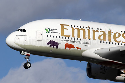 """United for Wildlife"" special livery"