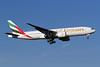 Emirates Airline Boeing 777-21H LR A6-EWB (msn 35573) IAD (Brian McDonough). Image: 909547.
