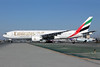 Emirates Airline Boeing 777-21H LR A6-EWG (msn 35578) LAX. Image: 907147.