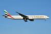 Emirates Airline Boeing 777-31H ER A6-ENE (msn 35603) (FIFA World Cup Brasil 2014) JFK (Jay Selman). Image: 402446.