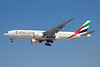 Emirates Airline Boeing 777-21H LR A6-EWF (msn 35586) DXB (Christian Volpati). Image: 909548.
