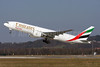 Emirates SkyCargo (Emirates Airline) Boeing 777-F1H A6-EFG (msn 35613) ZRH (Andi Hiltl). Image: 908086.