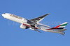 Emirates Airline Boeing 777-21H LR A6-EWC (msn 35576) LAX (Michael B. Ing). Image: 910689.