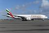 Emirates SkyCargo (Emirates Airline) Boeing 777-F1H A6-EFI (msn 35609) AMS (Ton Jochems). Image: 926543.