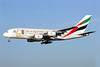 """Year of Zayed 2018"", Emirates 100th A380"