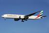 Emirates Airline Boeing 777-31H ER A6-EBU (msn 34484) LHR (Antony J. Best). Image: 902074.