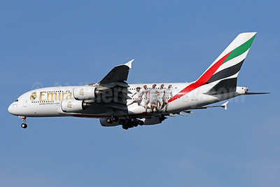 "The third ""Real Madrid"" logo jet"