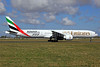 Emirates Airline Boeing 777-31H ER A6-EGO (msn 35598) (1000th 777) DUB (SM Fitzwilliams Collection). Image: 911696.