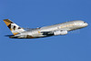 Etihad Airways Airbus A380-861 A6-APA (msn 166) LHR (Antony J. Best). Image: 925613.