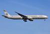 Etihad Airways Boeing 777-3FX ER A6-ETL (msn 39687) (Abu Dhabi Grand Prix 2014 Formula 1) JFK (Jay Selman). Image: 402447.