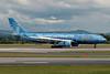 Etihad Airways Airbus A330-243 A6-EYE (msn 688) (Manchester City Football Club) MAN (Nik French). Image: 906753.
