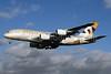 Etihad Airways Airbus A380-861 A6-APB (msn 170) LHR (SPA). Image: 930985.