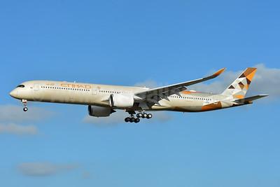 New Airbus A350-1000 for Etihad Airways