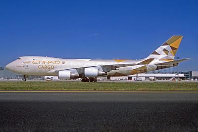 Etihad Airways Cargo (Etihad AIrways)-Atlas Air Boeing 747-47UF N476MC (msn 29256) MUC (Jacques Guillem Collection). Image: 93228.