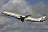 Etihad Airways Airbus A340-313 A6-EYC (msn 117) LGW (Antony J. Best). Image: 900646.