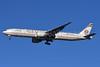 Etihad Airways Boeing 777-3FX ER A6-ETM (msn 39688)  (Abu Dhabi Grand Prix Formula 1) JFK (Fred Freketic). Image: 935344.