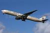Etihad Airways Boeing 777-3FX ER A6-ETR (msn 41701)  (Abu Dhabi Grand Prix 2014 Formula 1) LHR (SPA). Image: 931327.