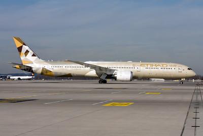 Etihad Airways Boeing 787-10 Dreamliner A6-BME (msn 60759) MUC (Gunter Mayer). Image: 955202.