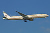 Etihad Airways Boeing 777-3FX ER A6-ETG (msn 39681) (Abu Dhabi Grand Prix 2014 Formula 1) BKK (Michael B. Ing). Image: 921999.