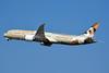 Etihad Airways Boeing 787-9 Dreamliner A6-BLA (msn 39646) ZRH (Paul Bannwarth). Image: 926892.