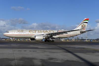 Etihad Airways Airbus A330-202 A6-AGB (msn 831) (Abu Dhabi Grand Prix 2014 Formula 1) AMS (Ton Jochems). Image: 927748.