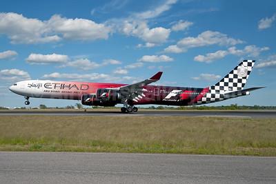 """""""Abu Dhabi Grand Prix Formula 1"""" special livery"""