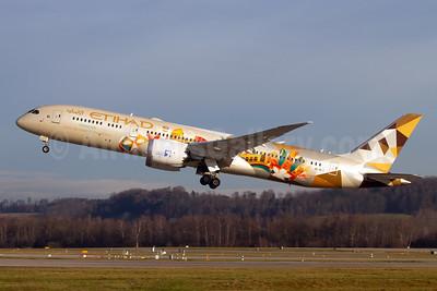 Etihad Airways Boeing 787-9 Dreamliner A6-BLT (msn 39667) (Choose Italy) ZRH (Andy Hiltl). Image: 948785.