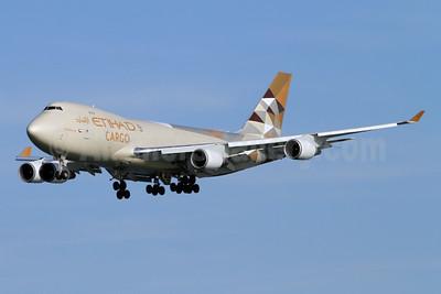 Etihad Airways Cargo (Etihad AIrways)-Atlas Air Boeing 747-47UF N476MC (msn 29256) SFO (Mark Durbin). Image: 926696.