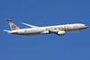 Etihad Airways Boeing 777-3FX ER A6-ETS (msn 44548)  (Abu Dhabi Grand Prix 2014 Formula 1) LHR (SPA). Image: 44548.