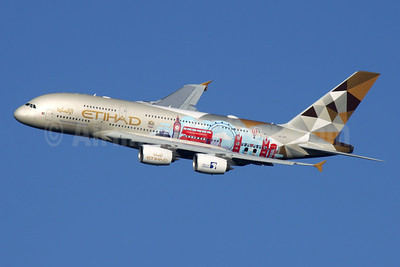 """Second A380 in the """"Choose the United Kingdom"""" livery"""