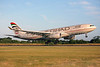 Etihad Airways Airbus A330-243 A6-EYG (msn 724) MAN (John Adlard). Image: 900644.